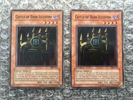 Lot of Two (2) Konami Yu-Gi-Oh! TCG CCG 1st Edition & Unlimited Effect Cards - $4.27