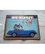 1979 mg midget owners sales brochure parts service 1978 - $24.99