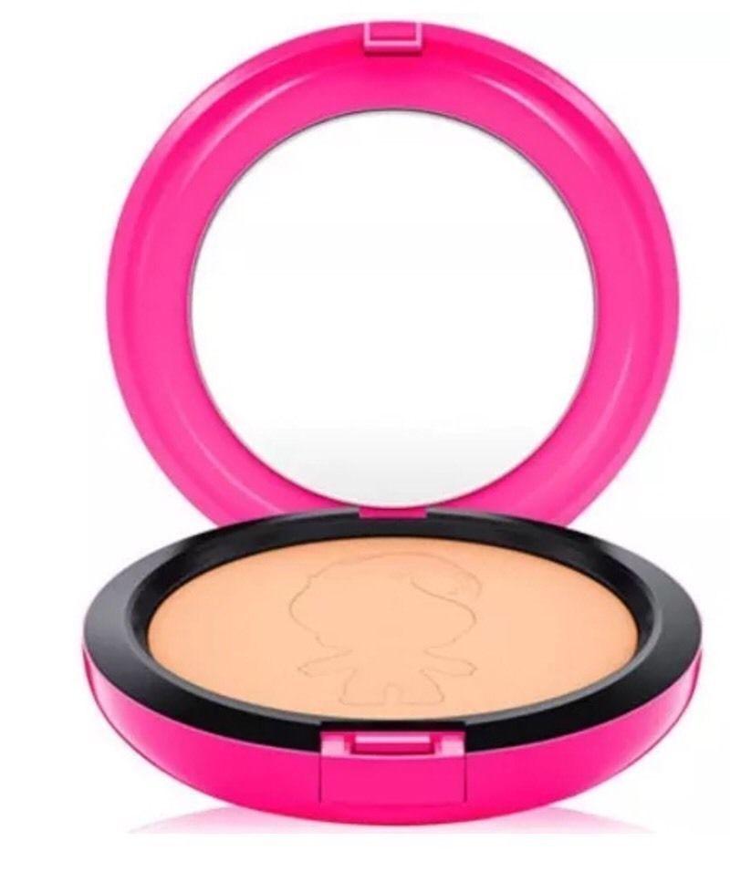 MAC Goodluck TROLLS GLOW RIDA Beauty Powder BRONZER Highlighter Blush NIB
