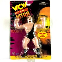 The Giant 1997 WCW Vibrating Action Figure Sealed WWE Big Show - $24.70