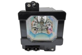 Original Equivalent Bulb in cage fits JVC HD-61Z585 Projector - $67.31