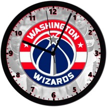 "Washington Wizards LOGO Homemade 8"" NBA Wall Clock w/ Battery Included - $23.97"