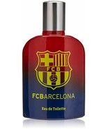 FC Barcelona Eau De Toilette Spray For Men 3.4 oz - $10.89