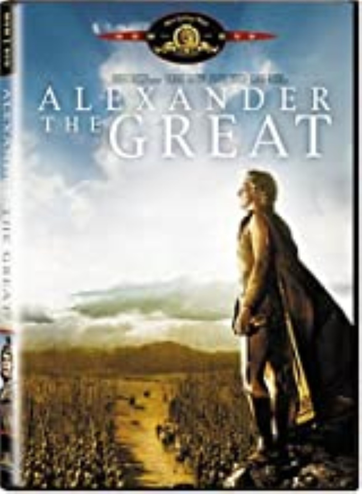 Alexander the Great Dvd
