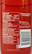 4 Pack Old Spice American Achievements Midnight Run Deodorant 3.4 Oz. Ea... - $27.67