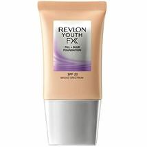Revlon Youth Fx Fill + Blur Foundation, Sand Beige, 1 Fluid Ounce - $6.52
