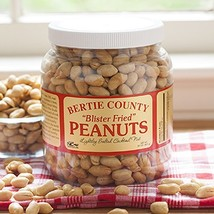 Bertie County Peanuts - Blister Fried Lightly Salted Cocktail Nuts - 30 ... - $40.29