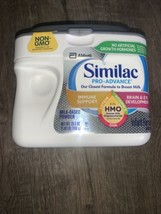Similac Pro-Advance HMO Infant Formula 0-12 months 23.2 OZ Exp: 07/01/2021 - $28.50