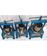 Industrial Juicers Lot Of 3 2 small and 1 large Commercial Kitchen Equip... - $209.00