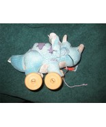Disney Store Trixie Triceratops Pull Toy.  Brand New. Very Cute. 9 inche... - $18.00