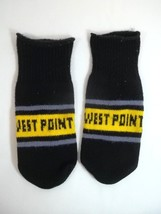 Vintage West Point Mittens Black Yellow - $186,97 MXN