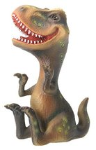Light Color Painted Baby T-Rex Dinosaur Figurine Statue Decor - $13.06