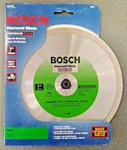"""Bosch DB766 7"""" Premium Plus Wet Cutting Continuous Rim Diamond Saw Blade  - $19.80"""