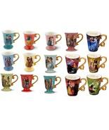 Disney Store Fairytale Desinger Coffee Cup Mug 2013 2014 2015 New - $79.15+