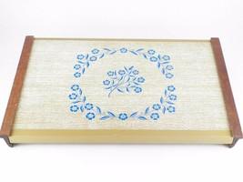 Corning Ware  Warm-O-Tray Cornflower Blue  Electric Hot Plate NIB - $49.49
