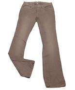 Womens Gray ANN TAYLOR LOFT Modern Boot Denim J... - $11.40