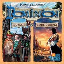 Dominion Cornucopia and Guilds Card Game - $44.56