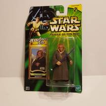 Star Wars Power of the Jedi Saesee Tiin Jedi Master. New sealed UPC 0769... - $10.00