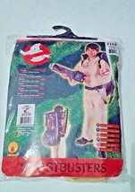 NEW Licensed Ghostbusters Jumpsuit + inflatable backpack Child Halloween... - $33.87
