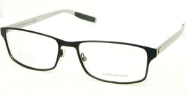 New Christian Dior 0197 92K Black Palladium Eyeglasses Frame Glasses 56-17-145mm - $158.40