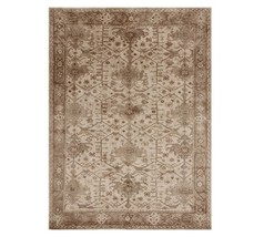 New Authentic 5'x8' Che-01 Natural Persian WoolenHandmade Area Rugs & Ca... - $228.00