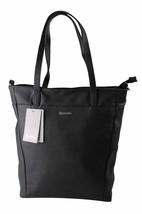 Bench Hayne Shopper BLXA0806 IN Finta Pelle Nera Riflettente Borsa Shopping image 1