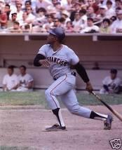 Willie Mays SAS Vintage 8X10 Color Baseball Memorabilia Photo - $6.99