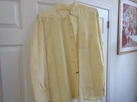 Tommy Bahama , Size L/G , Men's Long Sleeve Shirt , 100% Linen - $39.95