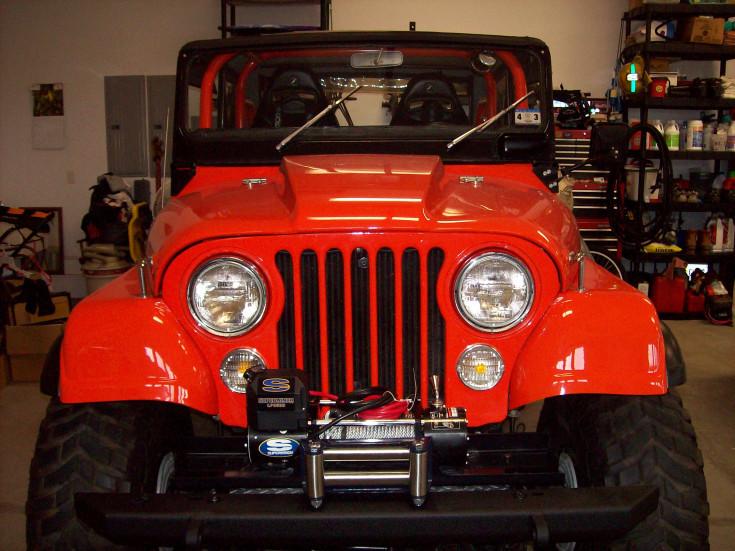 1971 Jeep CJ-5 For Sale In Anna, TX 75409