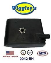 PLASTIC FUEL TANK MTS 0042-RH FITS 65-72 JEEP CJ5 CJ6 UNDER THE PASSENGERS SEAT image 1