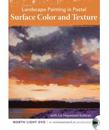 Landscape Painting in Pastel Surface Color & Texture Liz Haywood-Sulliv... - $14.99
