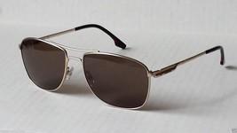 CARRERA men's POLARIZED sunglasses Carrera 65 aviator style brown  - $121.25