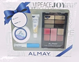 Almay Complete Holiday Look Deluxe Gift Set *Choose your shade* - $11.99