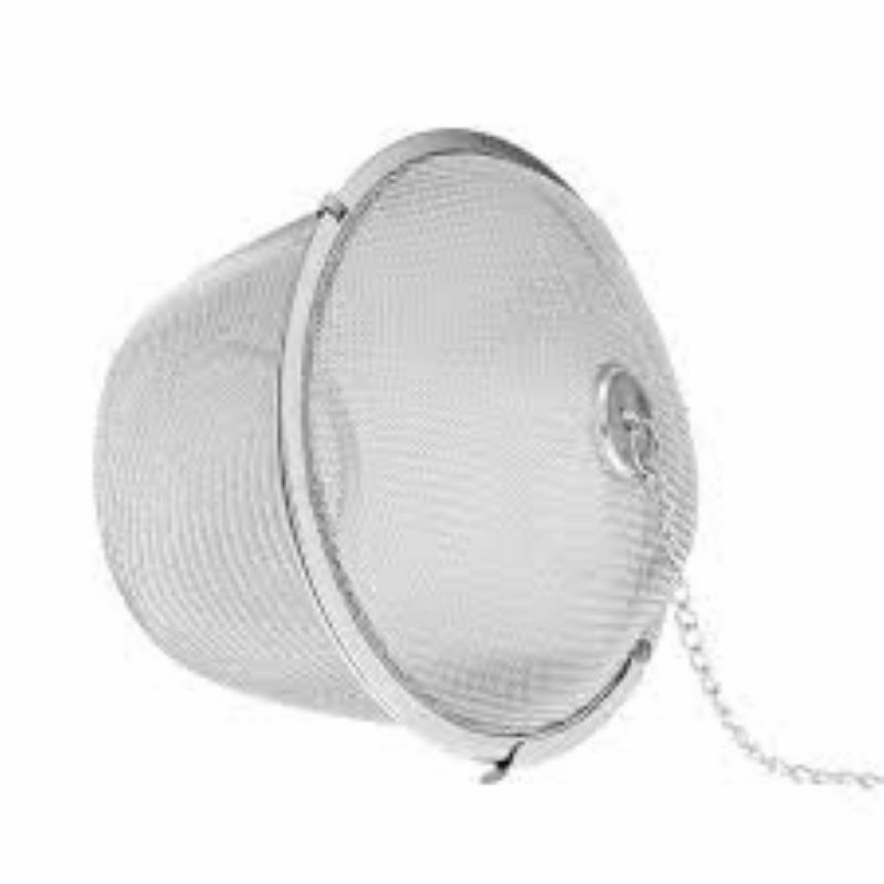Arshen Tea Infusers Chained Lid Stainless Steel Mesh Ball Filter Strainer Tools image 12