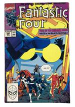 Marvel Fantastic Four comic book #340 May 1990 - $4.94