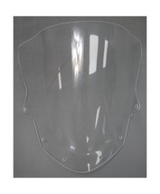 Glass windscreen Kawasaki ZX-6R 2011-2012 g. transparent - $60.00