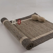 Free Shipping 100% Ramie Hand Woven Table Runner and Placemat New #PR31 - $45.00+