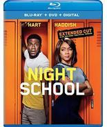 Night School [Blu-ray+DVD+Digital, 2018] - $24.95