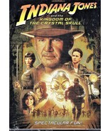 DVD - Indiana Jones and the Kingdom Of The Crystal Skull - $10.00