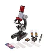 Microscope Kids Educational Science Kit Lab Set Toys Beginners Chemistry... - $14.84