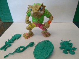 Vintage Playmates Toys Napoleon Bonafrog Action Figure complete - $13.99