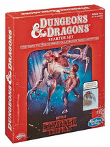 Hasbro E3702 Stranger Things Dungeons Dragons Role Playing Game Starter Set image 2