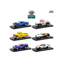 Drivers 6 Cars Set Release 51 in Blister Packs 1/64 Diecast Model Cars b... - $54.68