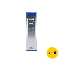 [Back to School] Uni Nano Dia UNI0.7-202ND 0.7mm HB Refill Leads (Pack o... - $17.69