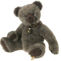 Boyds Bears Plush BUSTER MCSUEDE Fabric Heirloom Collection 4023877 no tags - $19.99