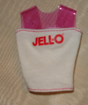 Barbie doll clothes Jello shirt gelatin dessert logo top  - $6.99