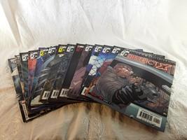 DISTRICT X Comic Books  July 2004-Aug 2005 #1-#14  Complete Set - $35.00