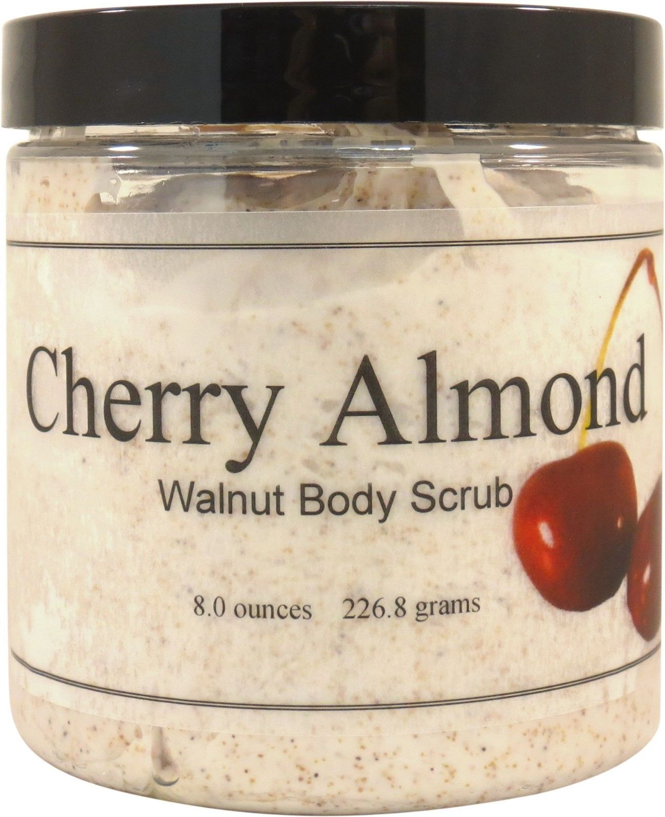 Cherry Almond Walnut Body Scrub