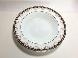 """Wedgwood Medici Rimmed Soup Bowl s R4588 8"""" - $24.73"""