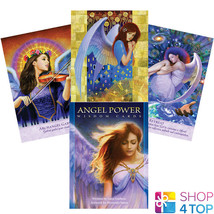 ANGEL POWER WISDOM CARDS BY GAYE GUTHRIE TELLING US GAMES SYSTEMS NEW - $28.50